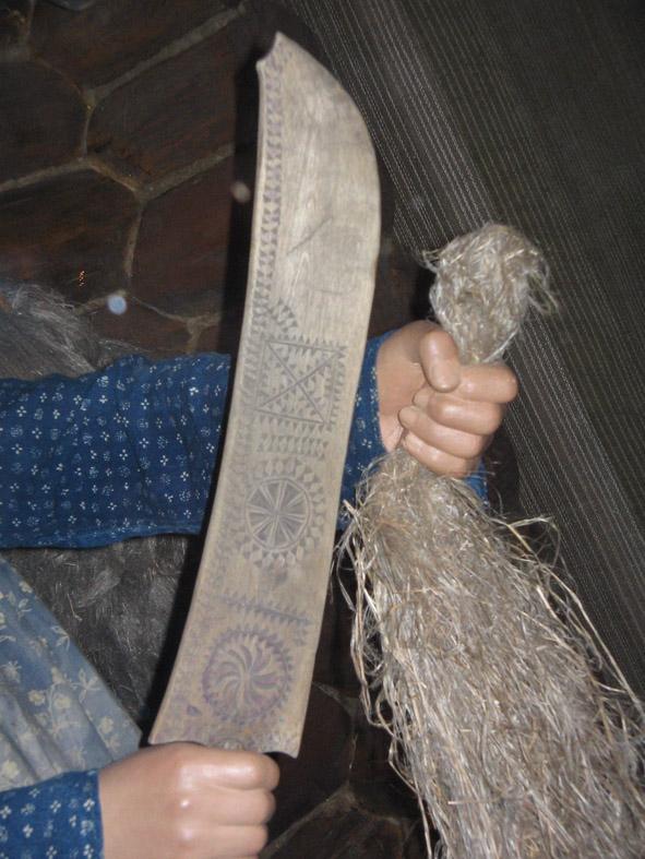 Как выглядел процесс рождения льняной одежды у наших предков?