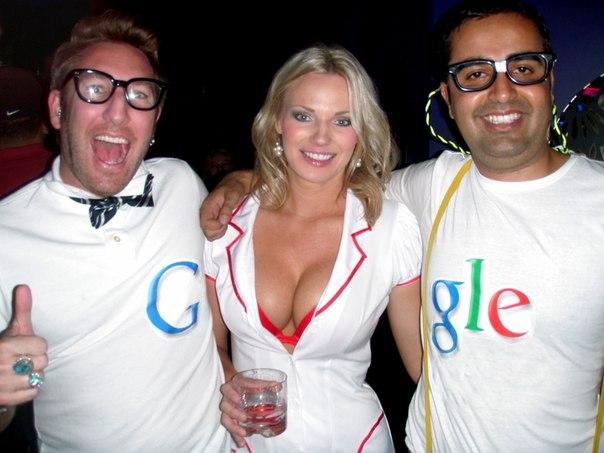 Самая эротичная реклама Google