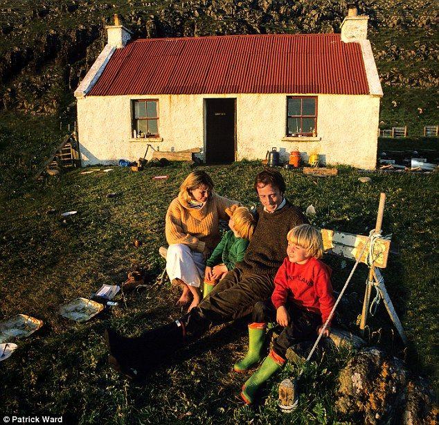 Частный семейный остров (12 фото)