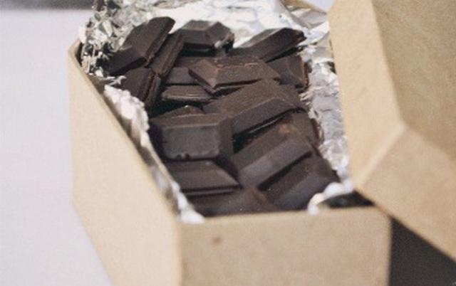 Домашний шоколад - базовый рецепт на 4 порции