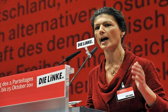 Скандал в Бундестаге: «Фрау Меркель, вы обманываете Германию о событиях на Украине!»