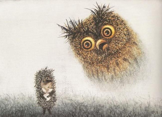 Сказочник Сказочников — Юрий Норштейн — автор знаменитого «Ёжика в тумане»