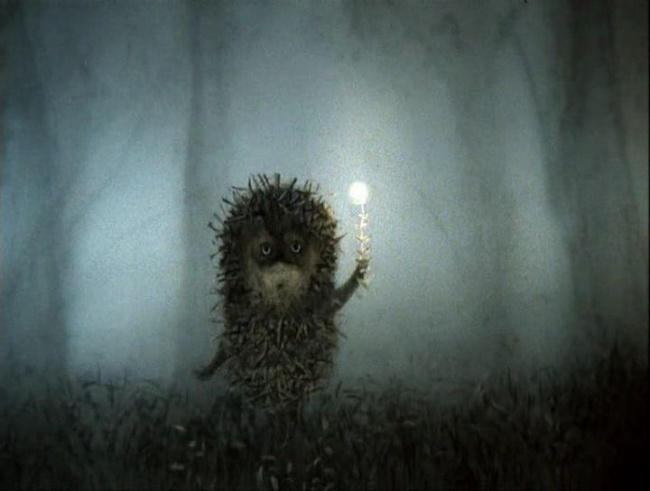 """Сказочник Сказочников - Юрий Норштейн - автор знаменитого """"Ёжика в тумане"""""""