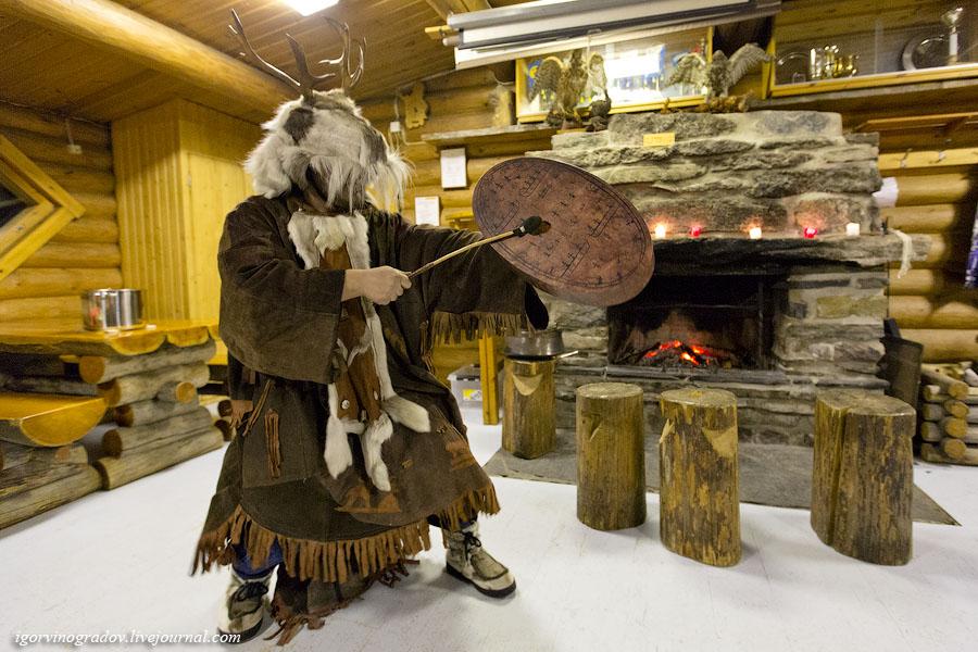 «Сказочная страна Лапландия» (фоторепортаж из родной деревни Санта Клауса, 49 фото с комментариями + видео)