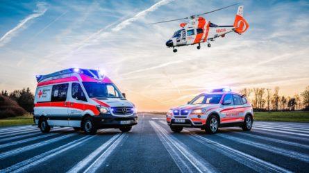 """Как работает система EMS (""""скорая помощь"""") в Германии"""
