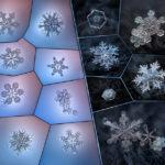 Снежинки — Застывшая красота (34 фото)