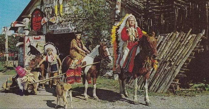 Как советский летчик стал вождём индейского племени (статья + 6 фото)