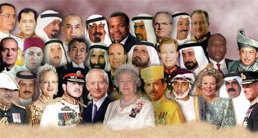 Современные монархии мира
