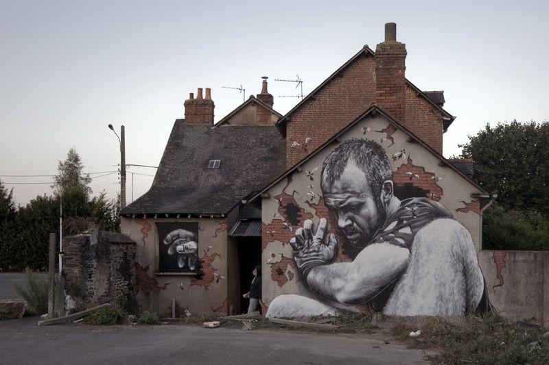 Лучший стрит-арт 2012 (26 фото)