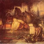 Притча о богаче и бедняке Лазаре (Евангелие от Луки с комментариями)