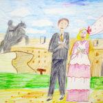 :-) Что такое свадьба с точки зрения детей