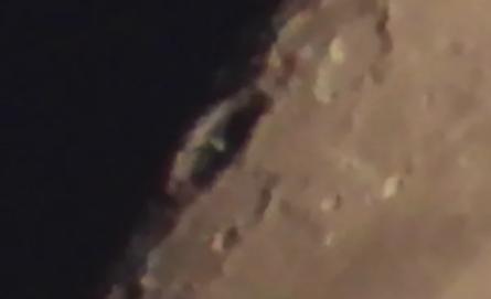 Рядовая сенсация на Луне