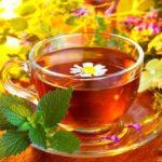 Рецепты травяных чаёв