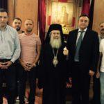 Иерусалимский Патриарх озадачил украинскую делегацию, призвав срочно мириться с русскими