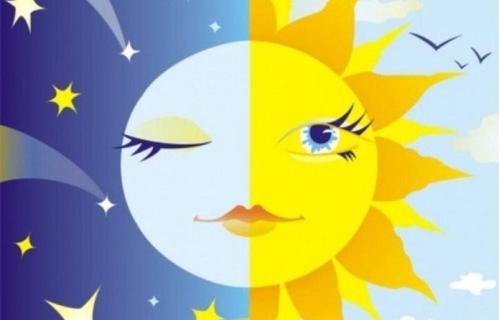 Весеннее равноденствие - праздник Солнца
