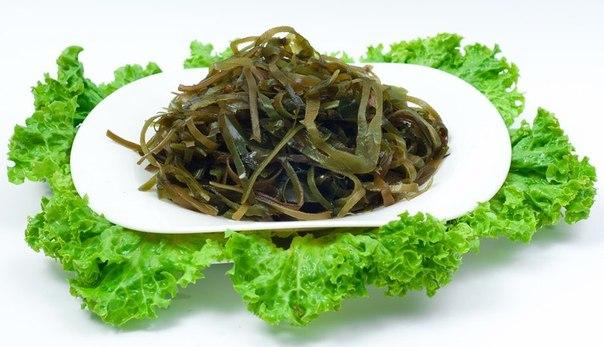 Чудесные свойства морской капусты