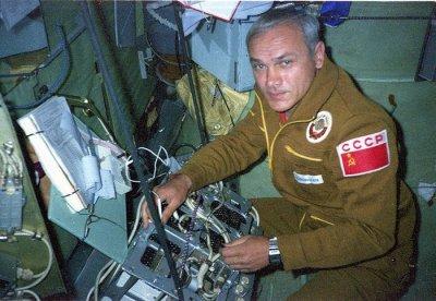 Эффект Джанибекова. Как космонавт посрамил акакдемиков-дармоедов