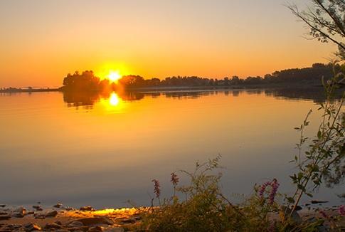 О пользе встречи восхода солнца