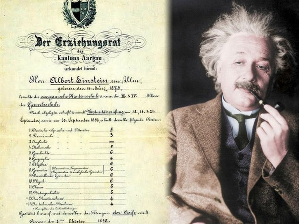10 золотых правил Эйнштейна