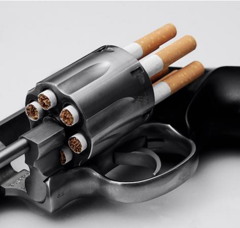 sigareta revolver