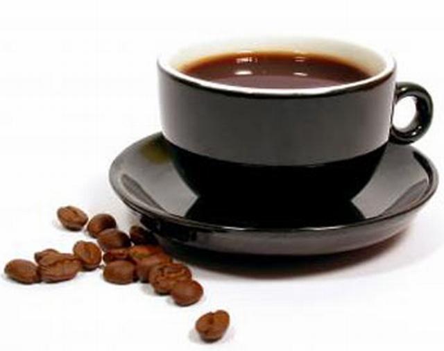 cap coffee