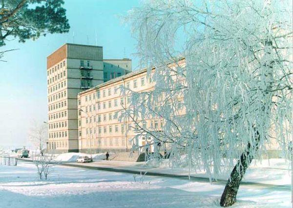 seversk shk