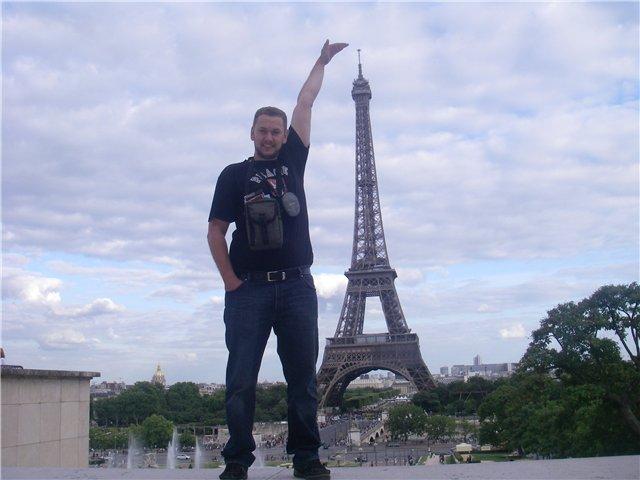 v paris bez deneg